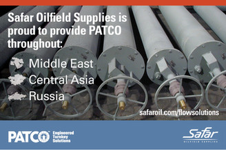 Safar Proudly Partners With PATCO