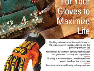 Safar Pro-Tips | Glove Care