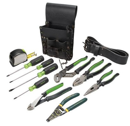 greenlee electricians toolkit