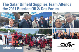 2021 Russian Oil and Gas Forum