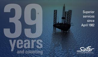Safar Celebrates 39 Years!