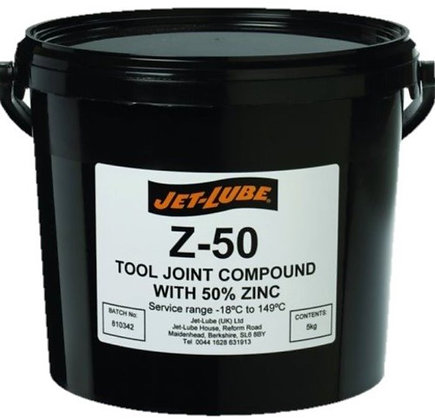 Jet-Lube Tool Joint Compound Z50