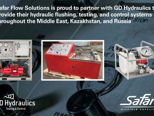 Safar Partners With GD Hydraulics