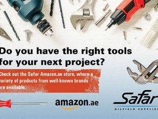 Safar Amazon.ae Store | Tools