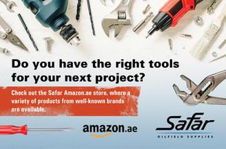 Safar Amazon.ae Store | Tools