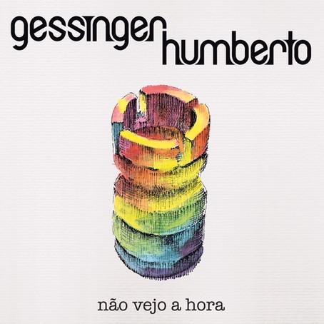 Humberto Gessinger lança novo disco depois de 6 anos