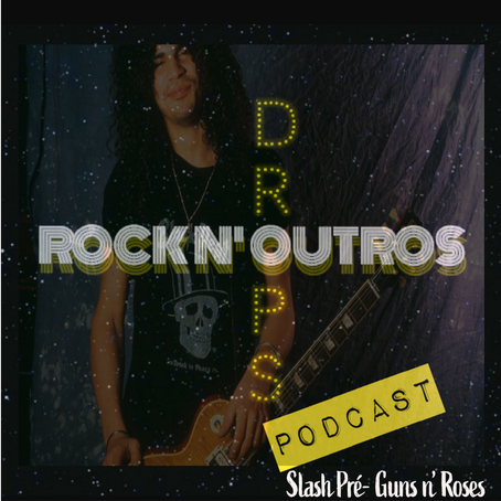 Podcast #2 - Slash na Era pré Guns n' Roses