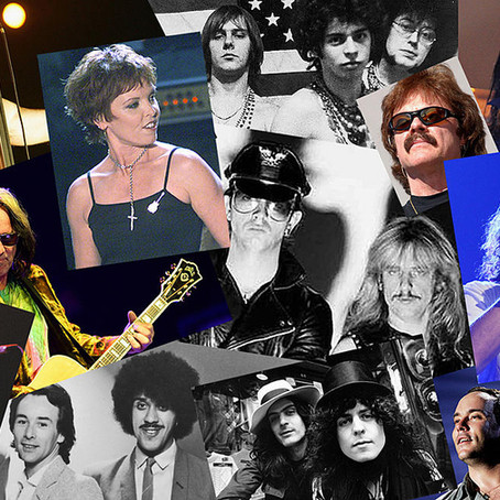 Saiba quem são os indicados para o Rock & Roll Hall of Fame 2020