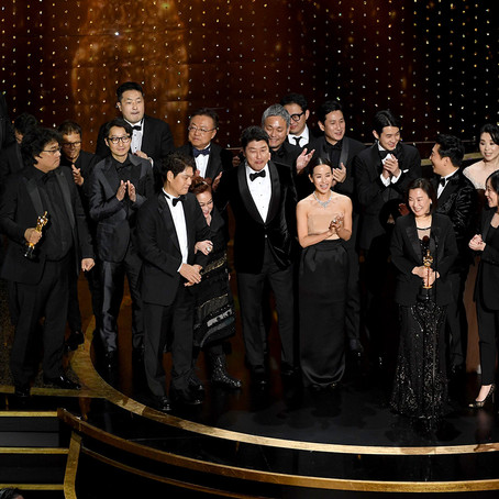 Zebra Coreana: Parasita desbanca favoritos do Oscar 2020