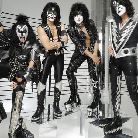 Começa hoje venda dos ingressos para turnê de despedida do Kiss no Brasil