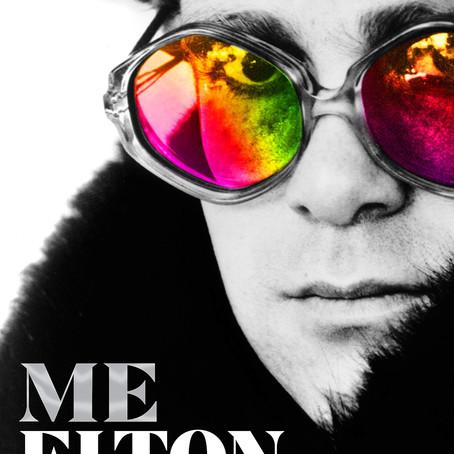 Biografia de Elton John nem foi lançada e já traz polêmica