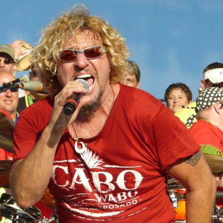 Sammy Hagar cancela tour na América do Sul