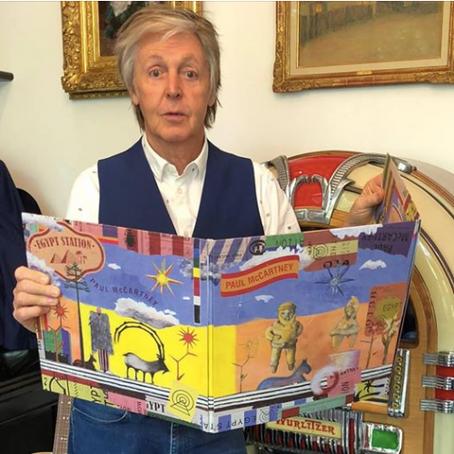 Segundo single de Paul McCartney tem clipe gravado na Bahia