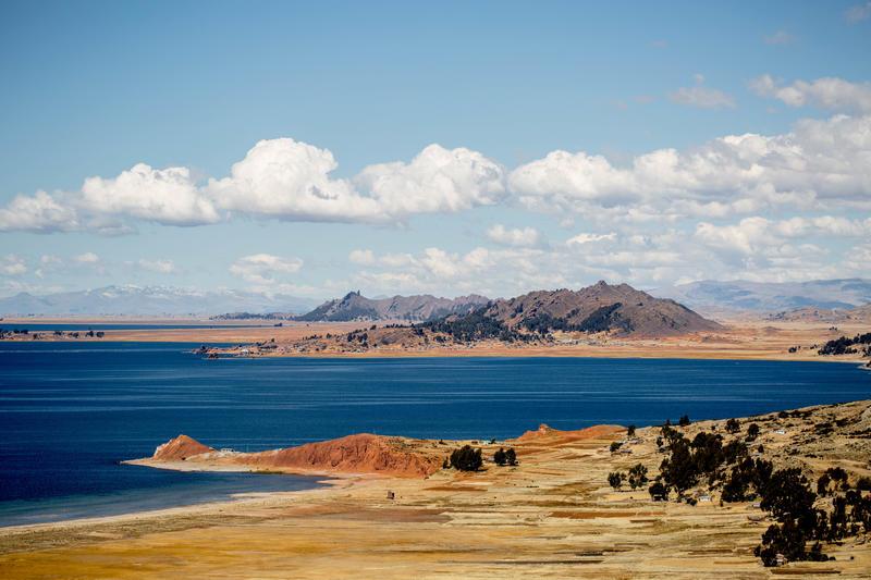 Jungle To Titicaca