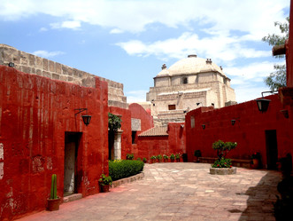 Santa Catalina, the colonial convent at the heart of Arequipa