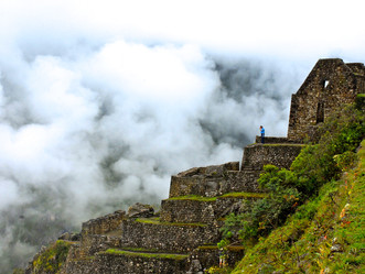 Two stunning hikes above Machu Picchu