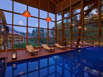 In need of a spa in the heart of Peru's Sacred Valley of the Incas?
