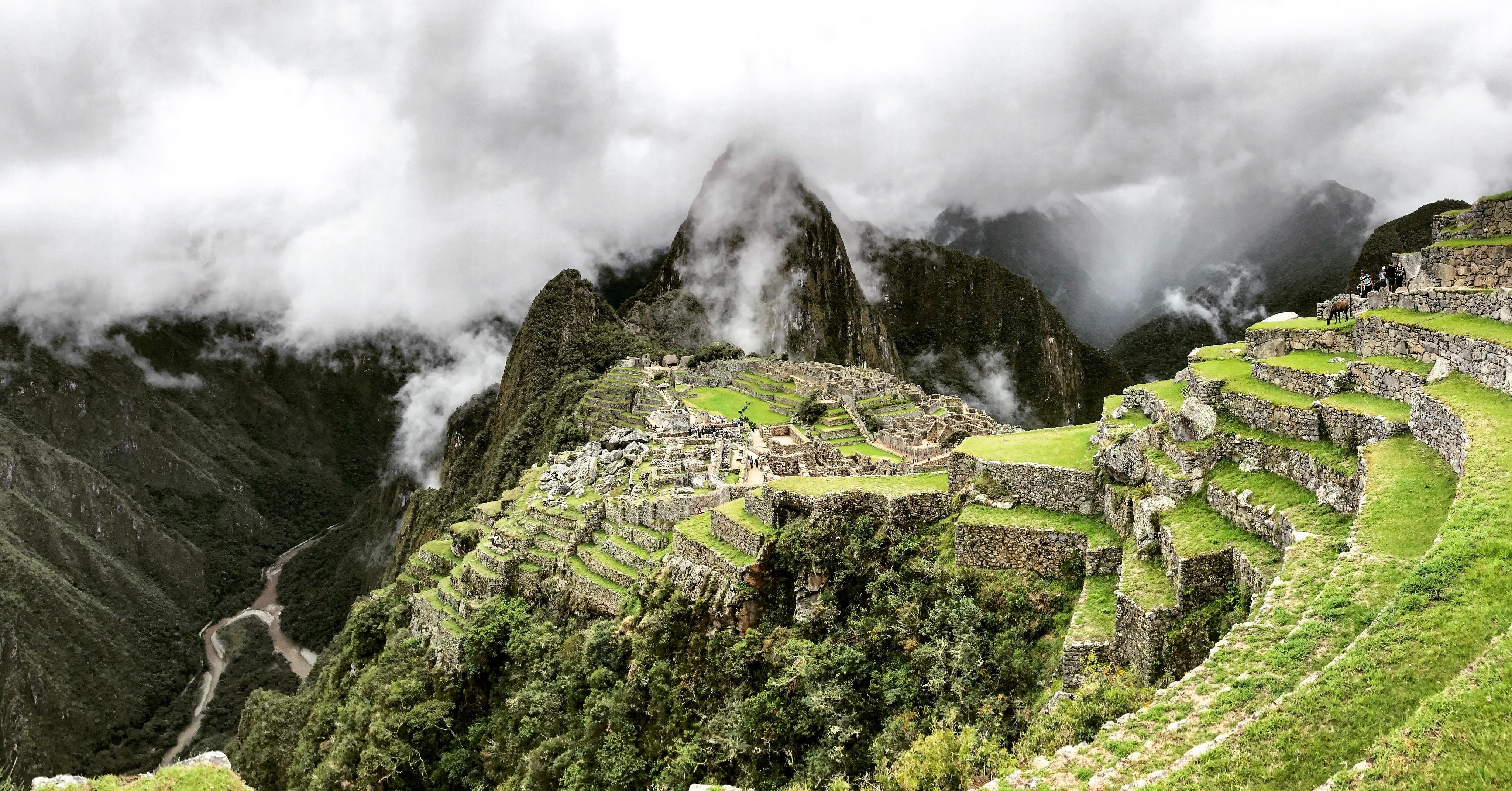 Essence of the Inca World