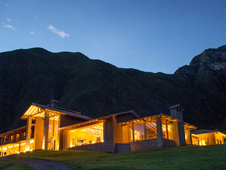 A new luxurious hospitality option in the Sacred Valley of the Incas