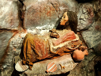The moving story of Juanita, the mountain-top mummy
