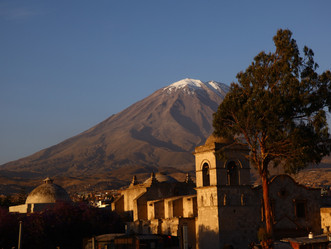 Arequipa, Peru's captivating third largest city