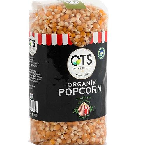 OTS Organik Popcorn (Patlayan Cin Mısır) 750 Gr.