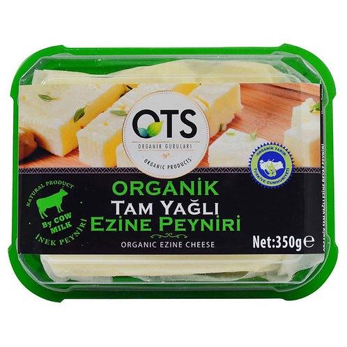 OTS Organik Beyaz Peynir (Ezine) 350 Gr.