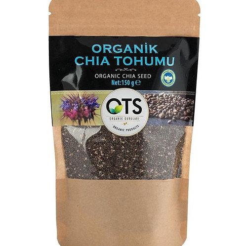 OTS Organik Chia Tohumu 150 Gr.
