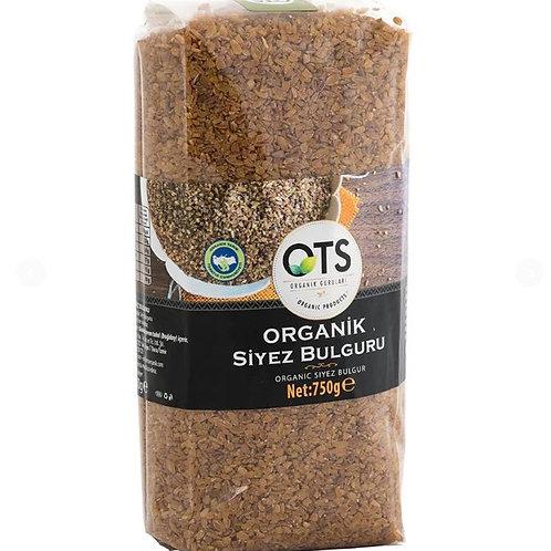 OTS Organik Siyez Bulguru 750 Gr.