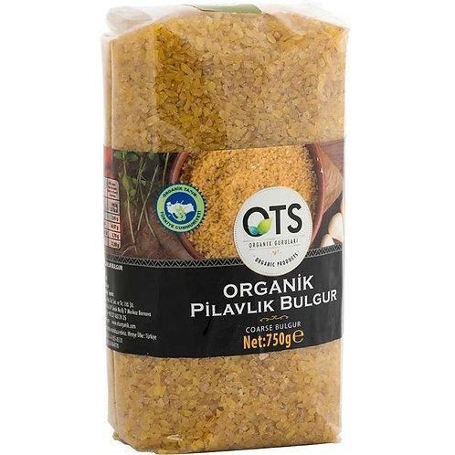 OTS Organik Pilavlık Bulgur 750 Gr.