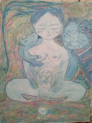 Dar a Luz en Casa Nace Nieves dibujo familia.jpg