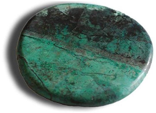 Green stone