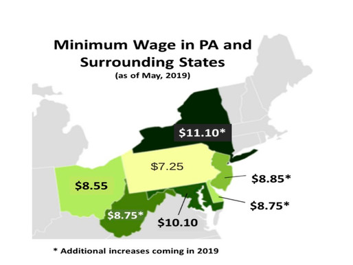 It's Time to Increase the Minimum Wage Increase in Pennsylvania