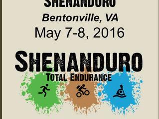 Shenanduro race-day info!