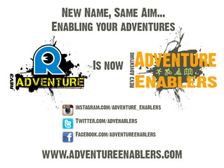 Rev3 Adventure is now Adventure Enablers!