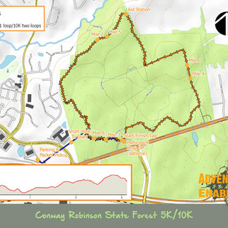 Conway Robinson State Forest