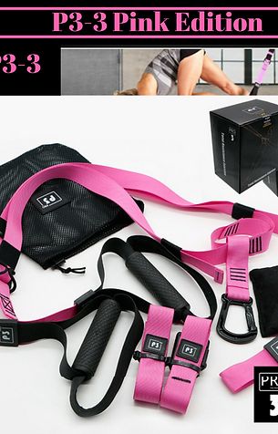 P3 Pink Edition Suspension cable