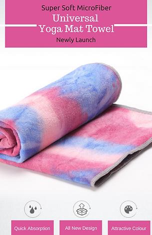 Universal Yoga Mat Towel