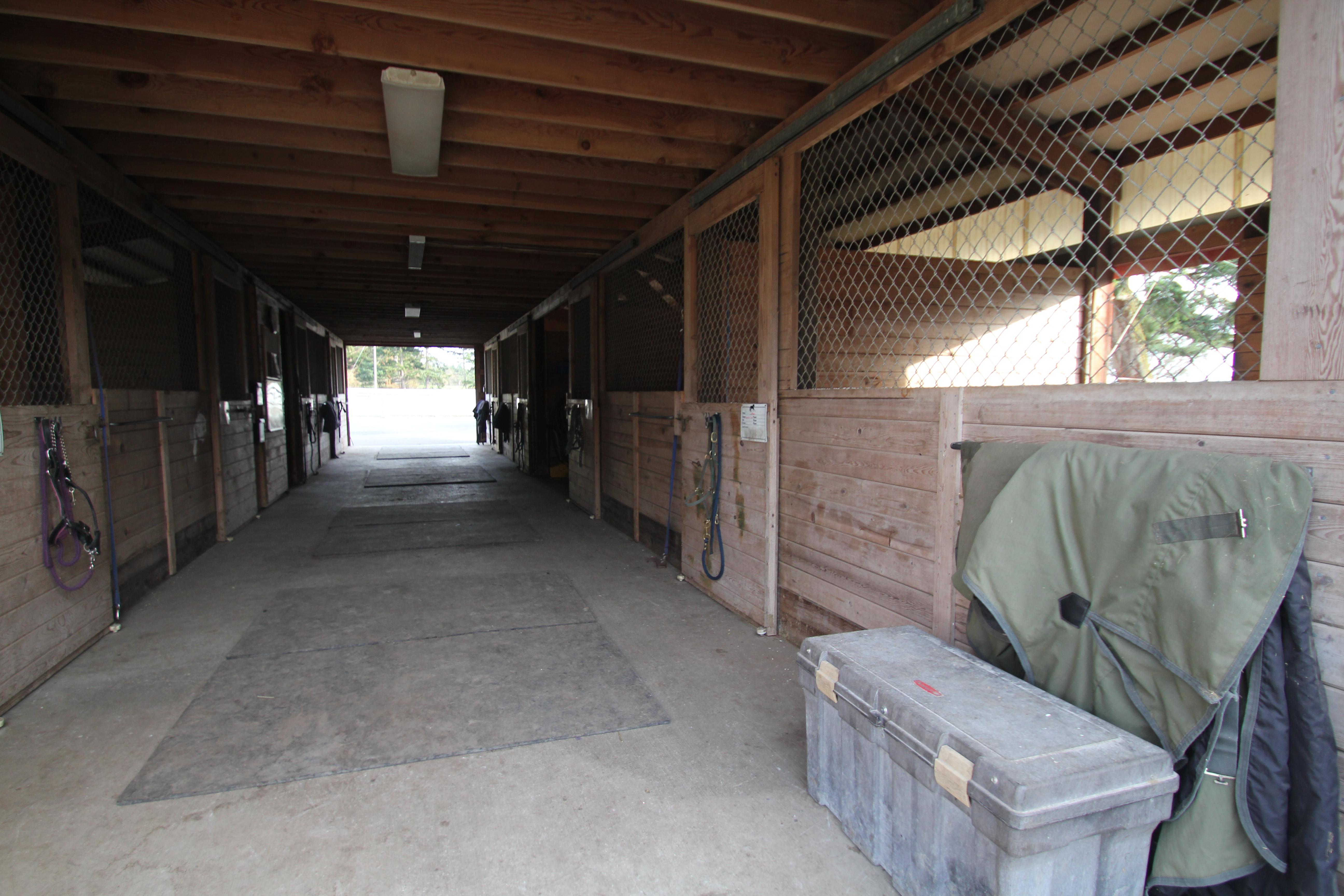 Freindly, professional barn