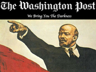 Yes, Bolshevism is Back... at WaPo
