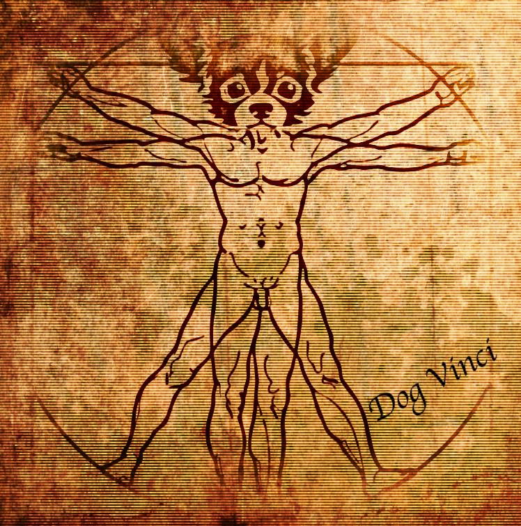 Dogberto Dog Vinci