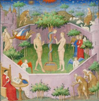 The Garden of Eden Had a Wall