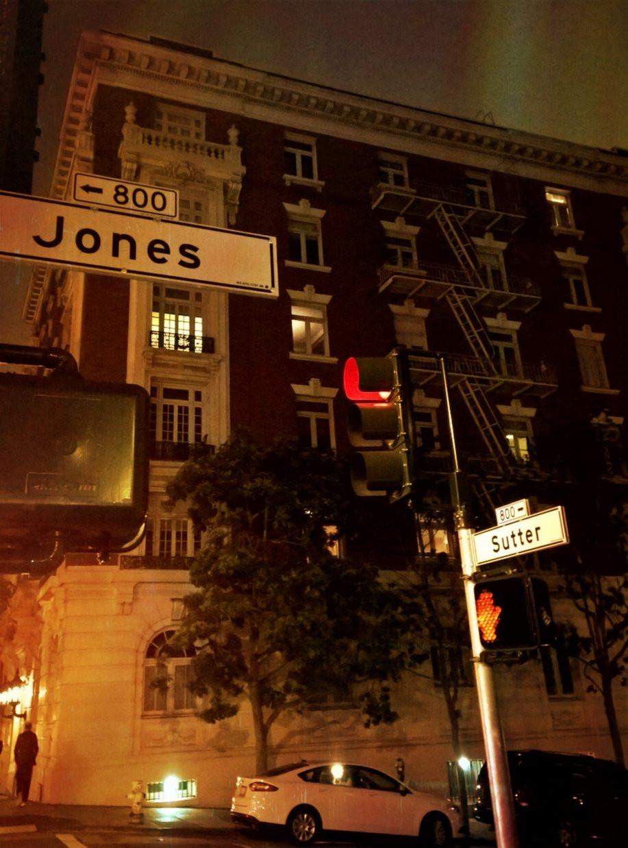 Jones and Sutter. San Francisco, 2015.