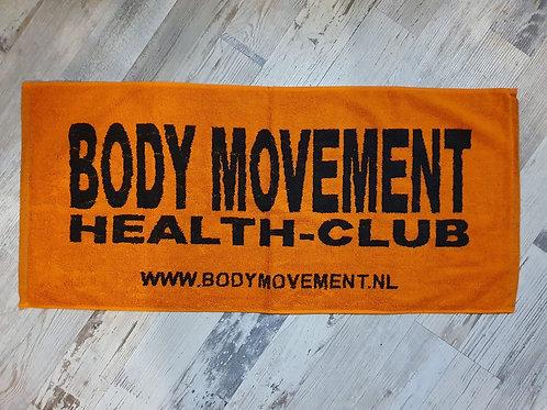 Body Movement handdoek