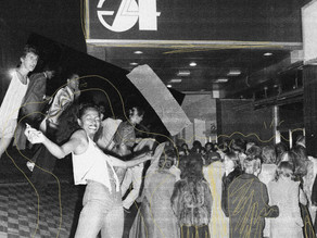Studio 54 and the Golden Age of Partying