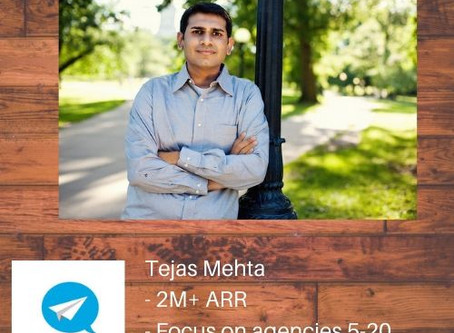 SocialPilot - Louisville, KY to India - 2M+ ARR for helping agencies with social marketing