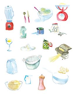 recettes d'Italie Marabout Julia Perrin