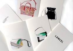 Fashion Week sac Lancel Julia Perrin