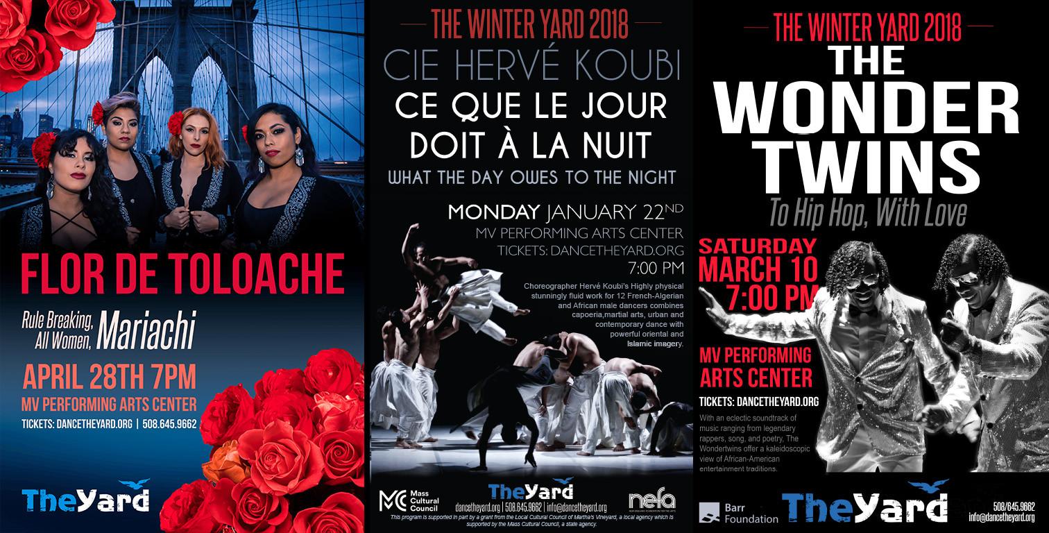 The Winter Yard 2019