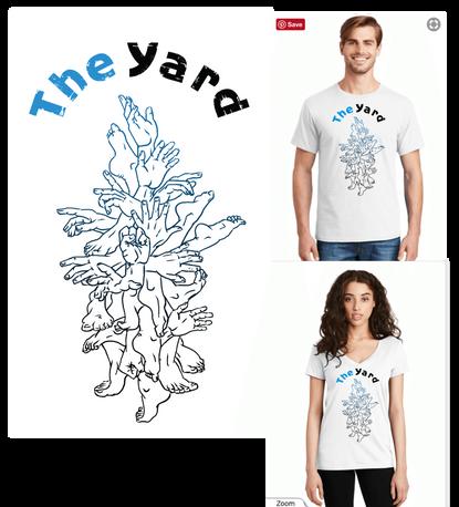 Yard T-Shirt 2